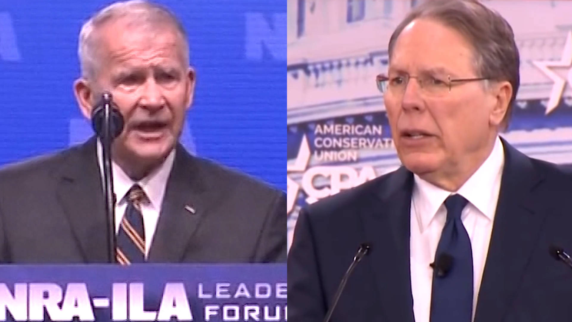 photo image Explosive Investigation Uncovers Greed & Infighting at NRA, Shattering
