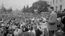 Mario Savio Remembered: Exceprts from His 1994 Speech & Commemoration of His Life