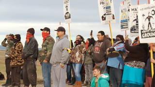 S15 dapl protesters