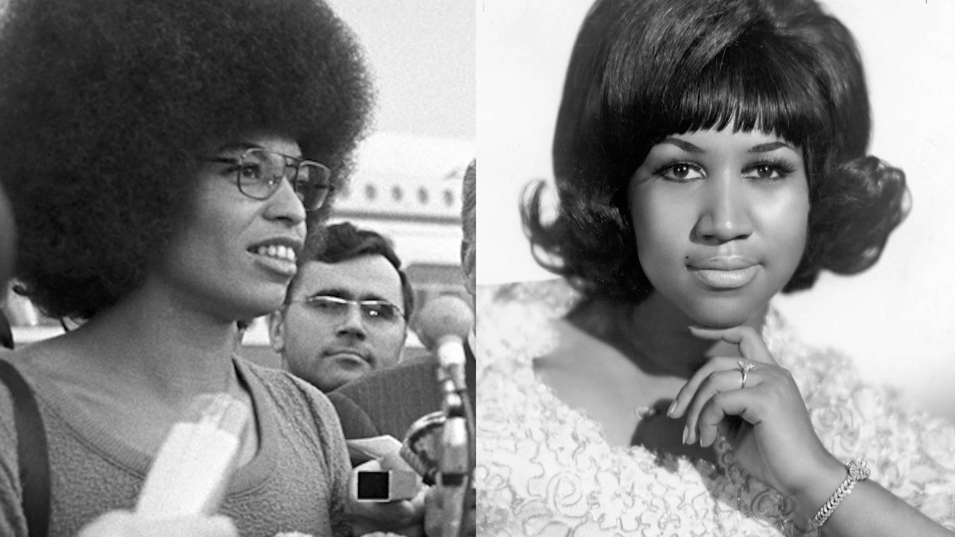 Angela Davis: Aretha Franklin ofreció pagar mi fianza y dijo que ...