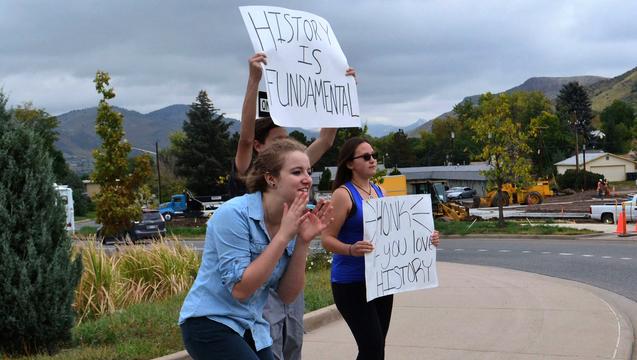 Coloradostudentprotest