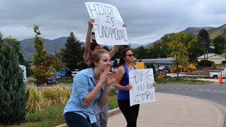 Coloradostudentprotest