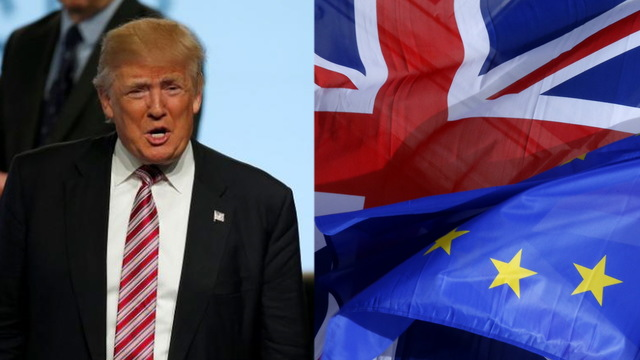 S4 trump brexit flags split