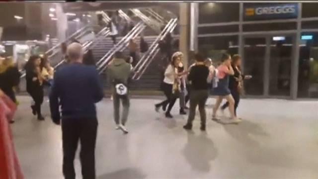 Manchester escape