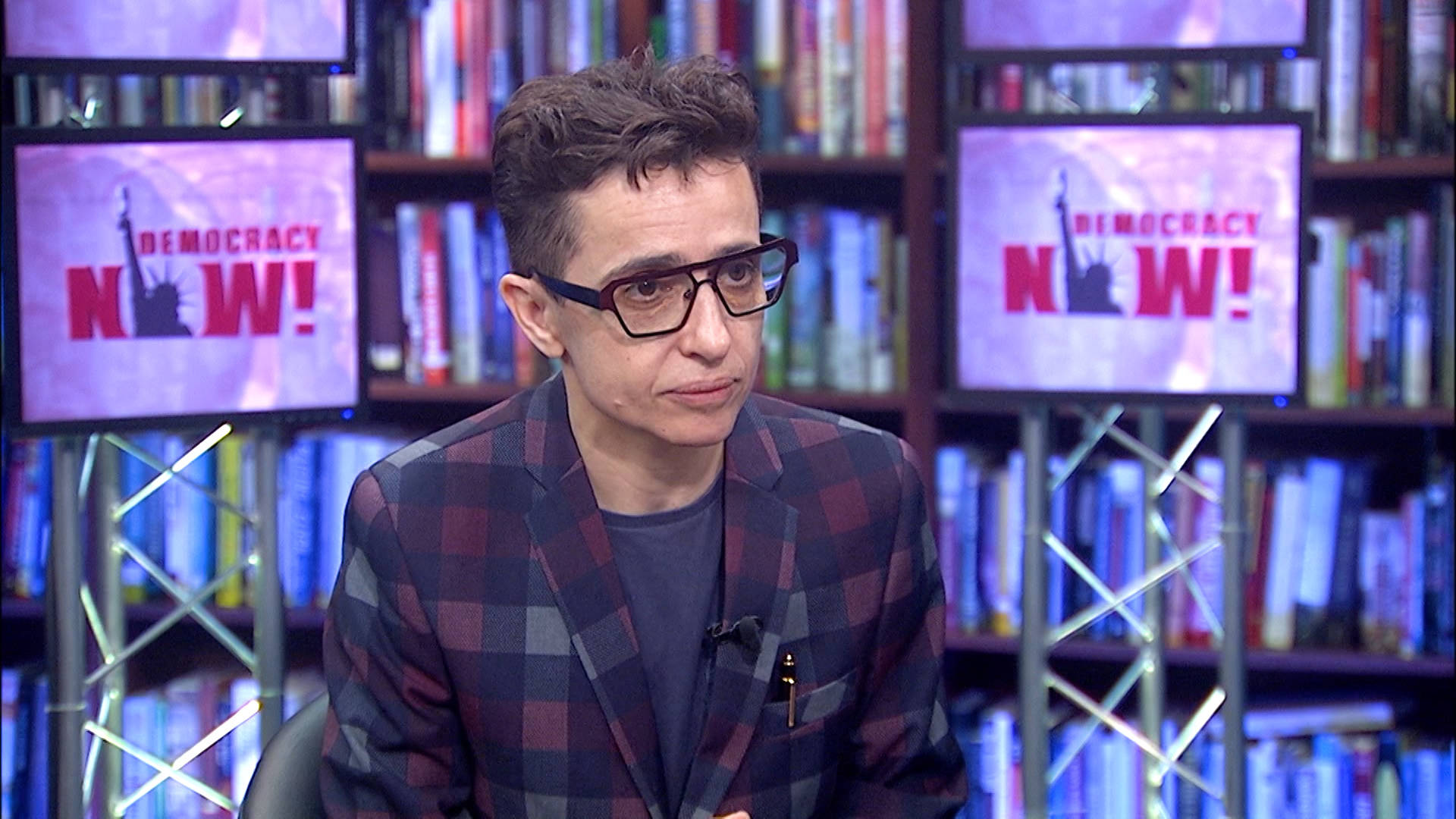 Masha Gessen: Did a Russian Troll Farm's Inflammatory Posts Really Sway the 2016 Election for Trump?