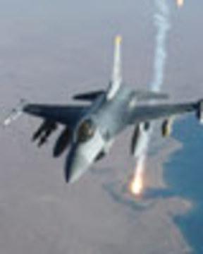 F 16bombing