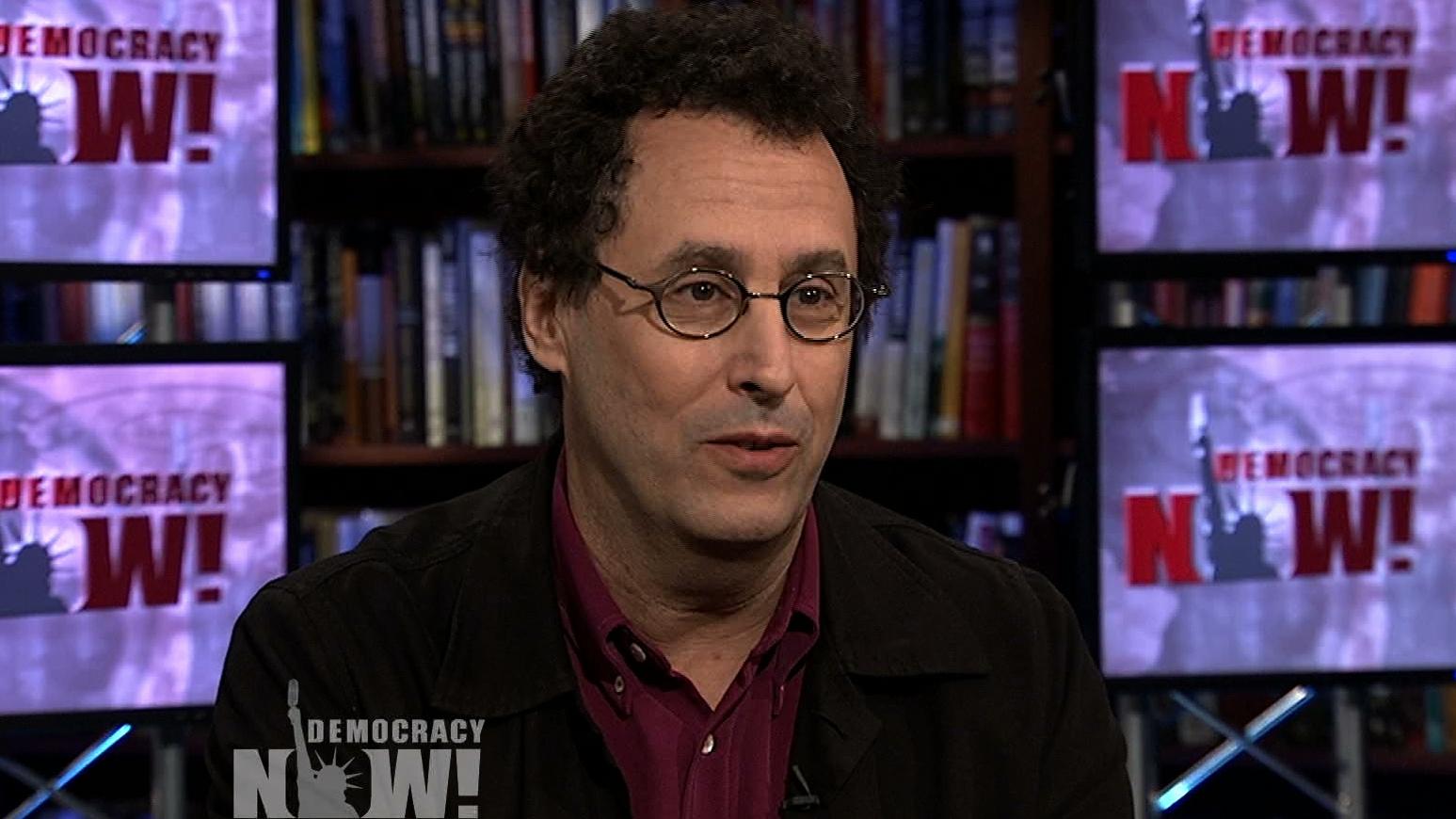 Playwright Tony Kushner Hails Obama's Support for Same-Sex Marriage: