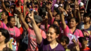 One Billion Rising: Playwright Eve Ensler Organizes Global Day of Dance Against Sexual Abuse