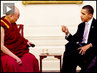 Obama Holds White House Meeting with Dalai Lama Over Chinese Protest