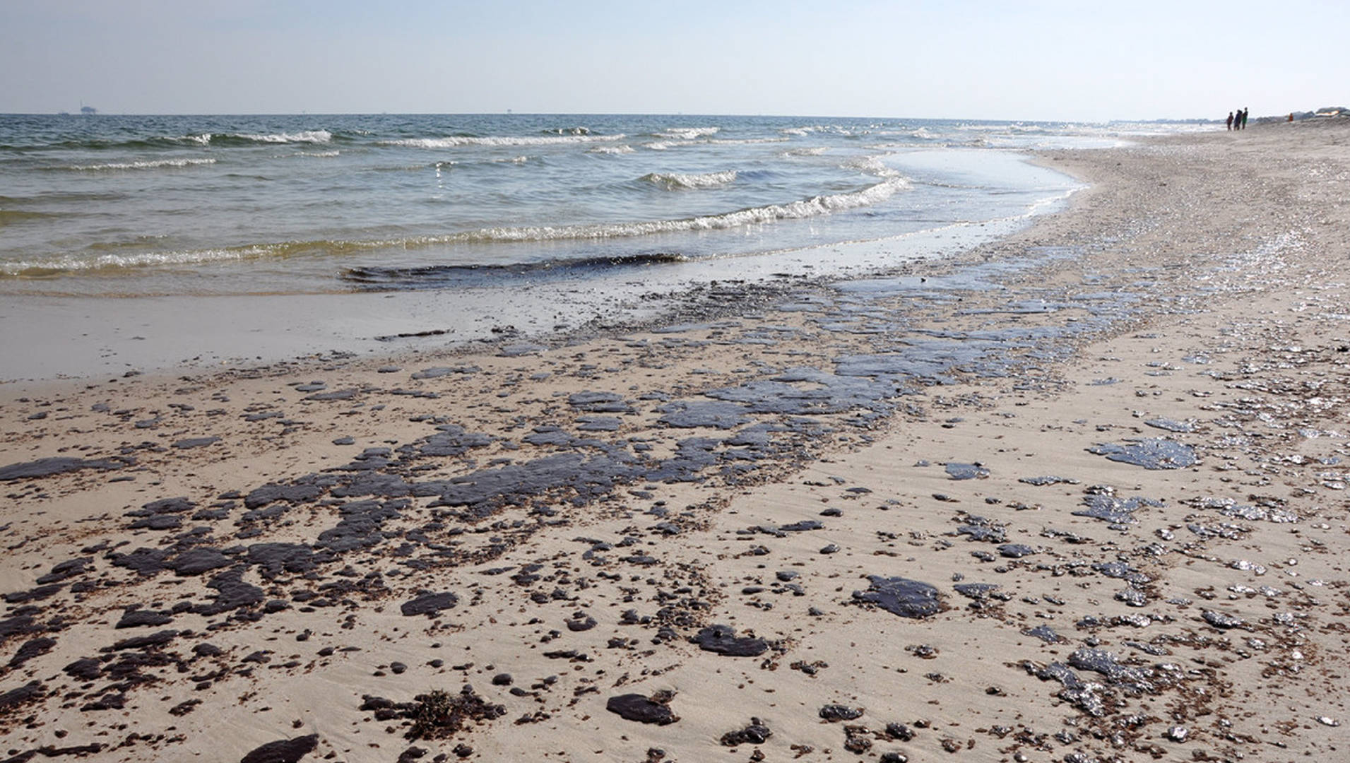 gulf spill Storms in the gulf dispersed much of the oil from the surface, so the giant slick can no longer be seen the spill came during a public comment period on the obama administration's plan to add 10 new offshore leases in the gulf of mexico.