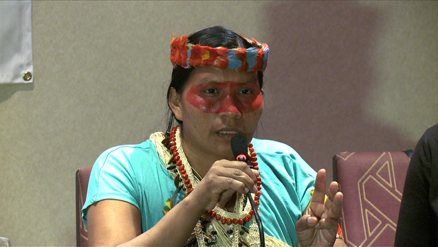 Indigenous Women on the Front Lines of Defending the Earth Share Their Solutions to Climate Change