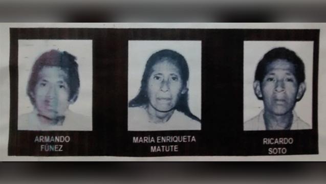 Indigenous rights activists killed tolupan honduras