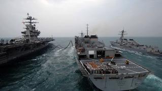 Alaska gulf war games us navy 1