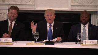 S02 trump single payer talk