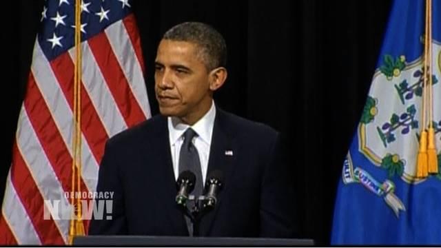 Obama ct shooting