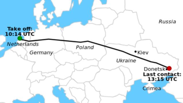 Mh17 map en