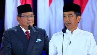 Seg indonesia prabowo widodo