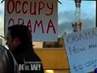 With Pre-Caucus Focus on GOP Race, Occupy Movement Steps Up Activism in Iowa