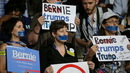 "Chaos on Convention Floor: Protests, Boos and Chants of ""Bernie"" Mark Opening of DNC"