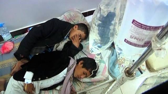 S cholera yemen