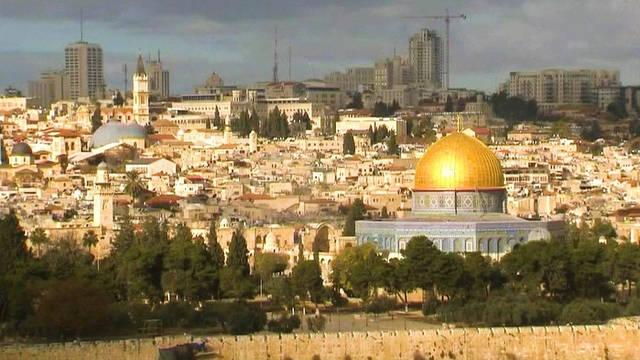 Jerusalem trump announcement hasan ashrawi
