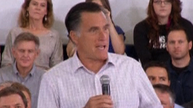 Mitt romney campaign 2012