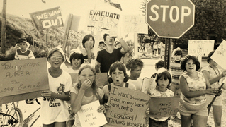 Fgf kids protest