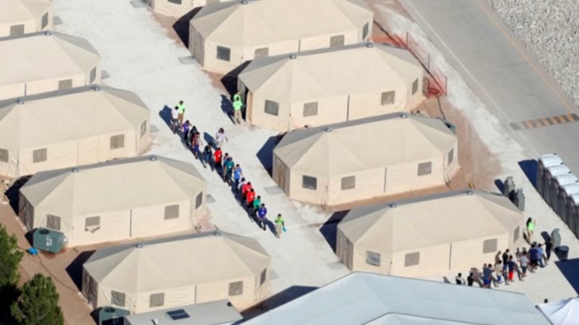 S4 migrant detention camp