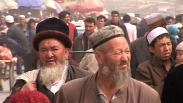 Uyghurs china persecution