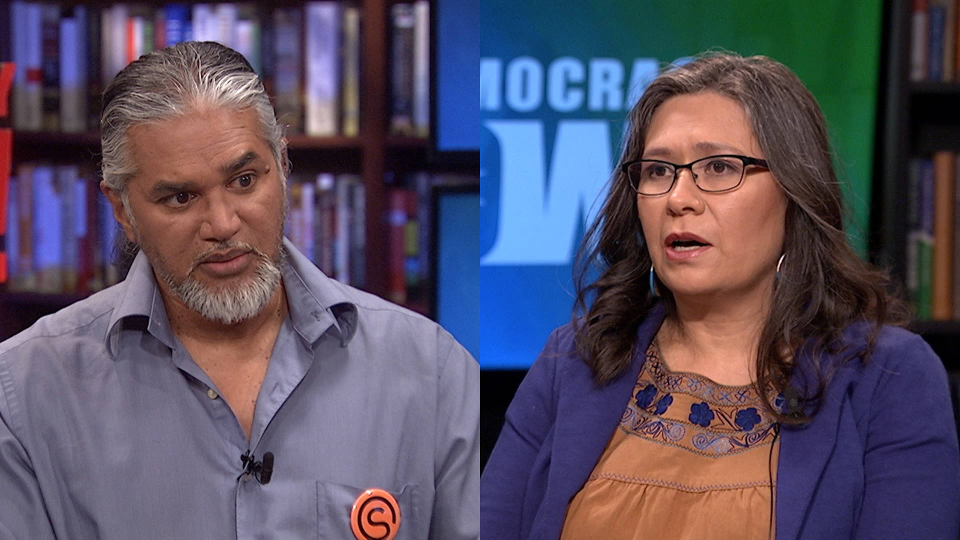 photo image Immigrant Activists Maru Mora-Villalpando & Ravi Ragbir Keep Speaking Out Despite Deportation Threat