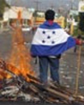 Honduras protester web
