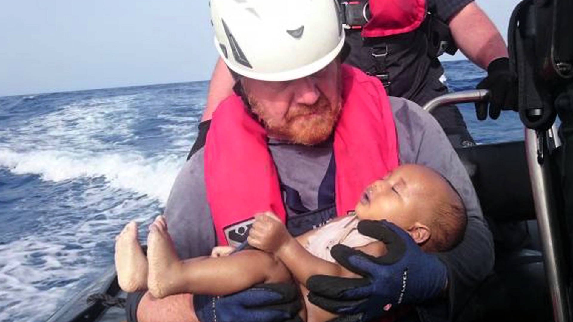 As 1,000 Refugees Drown Under European Policies, Meet the