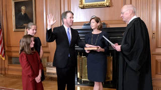S1 kavanaugh sworn in