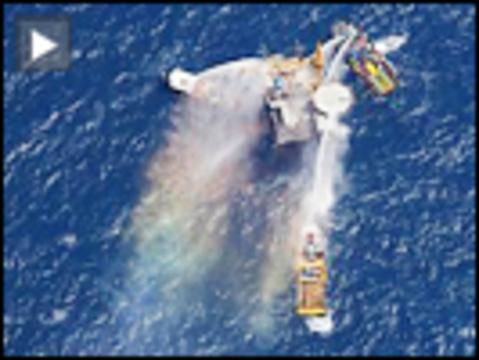 Mariner explosion