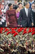 Obama indonesia kopassus