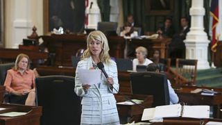 Wendy davis filibuster 2