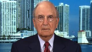 George mitchell senator special envoy iran israel palestine usa