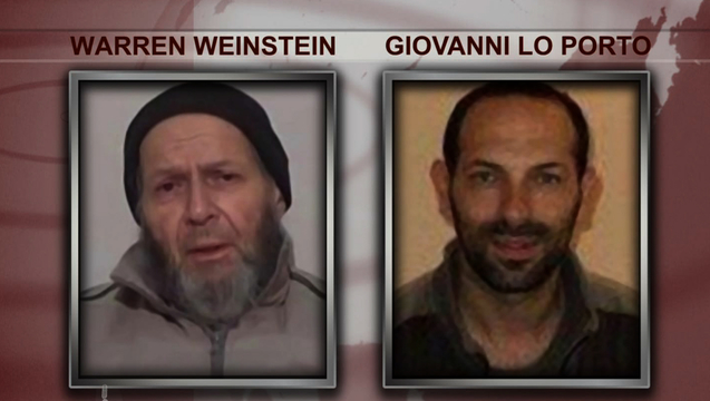 Weinstein loporto drone pakistan killed 1