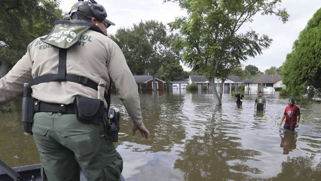 Seg border patrol flood