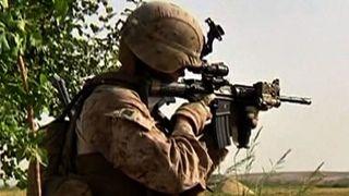 Afghantroops