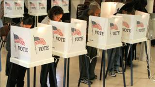 Voters new