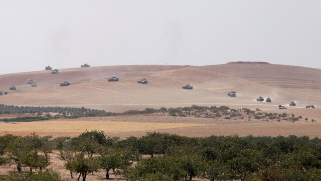 S1turkeysyriabordertanks