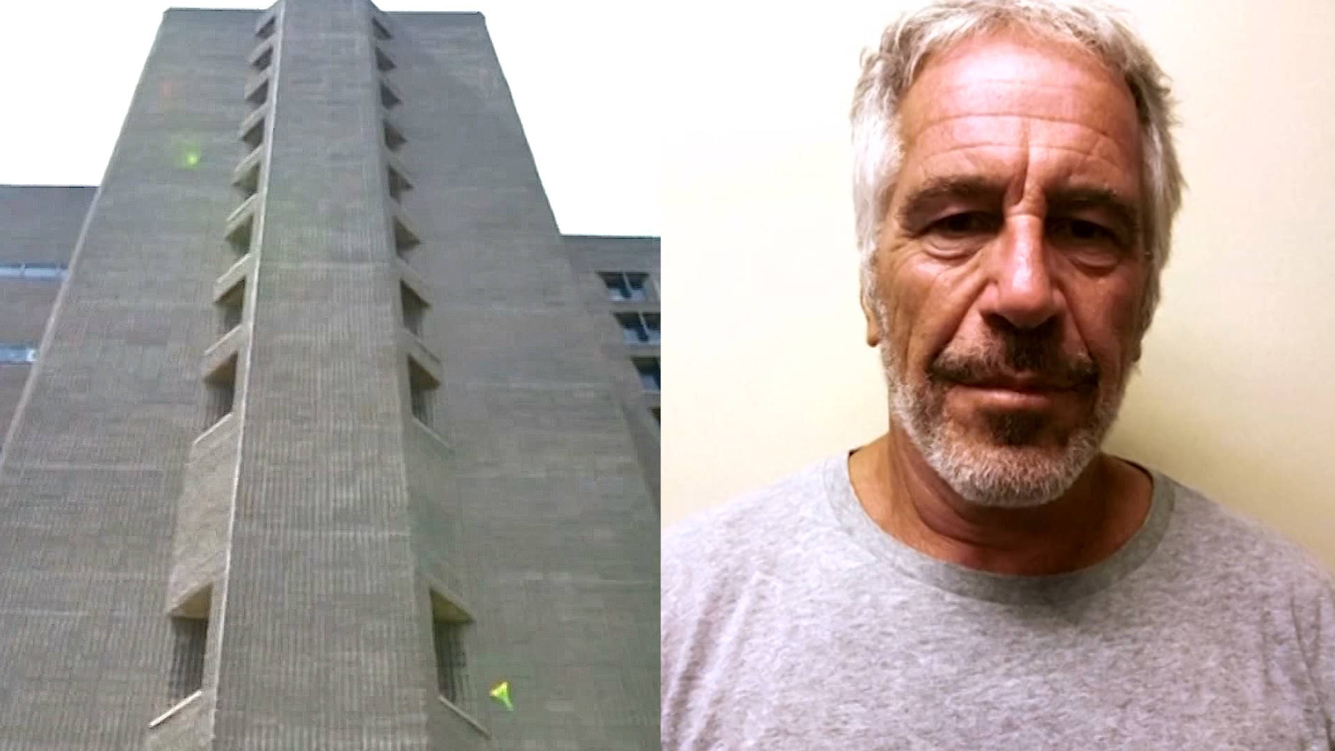 """Horror at MCC: """"Gulag"""" Conditions at NYC Jail Were Known for Decades Before Jeffrey Epstein's Death"""
