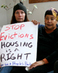As Obama Unveils Foreclosure Plan, Activists Place Homeless in Vacant Homes
