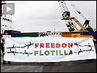 "Exclusive: Gaza-Bound ""Freedom Waves"" Flotilla Sets Sail from an Eastern Mediterranean Port"