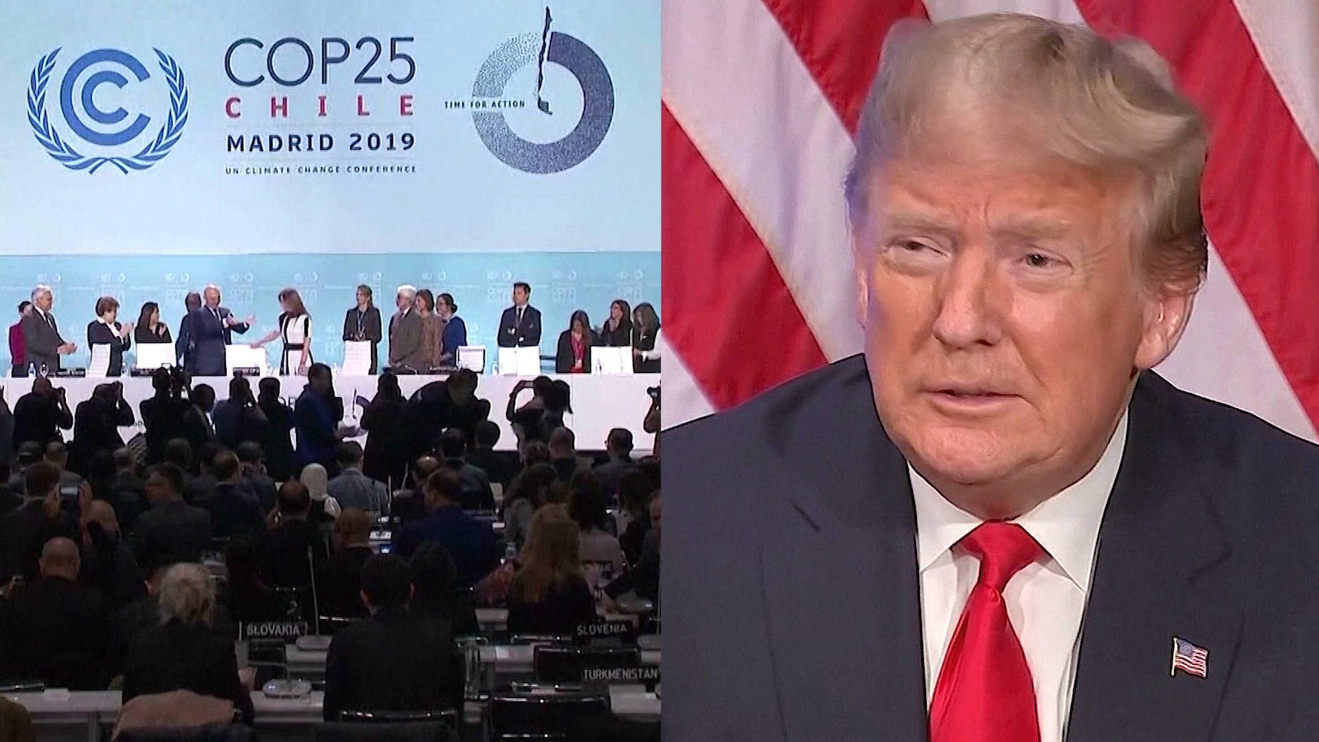 """The U.S. Has Almost No Official Presence at COP25 But Is Still """"Obstructing Any Progress"""""""