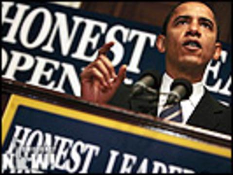 Obama honest open lobbyists