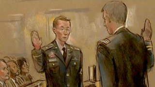 Bradley manning trial 1