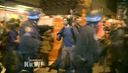 Inside Occupy Wall Street Raid: Eyewitnesses Describe Arrests, Beatings as Police Dismantle Camp