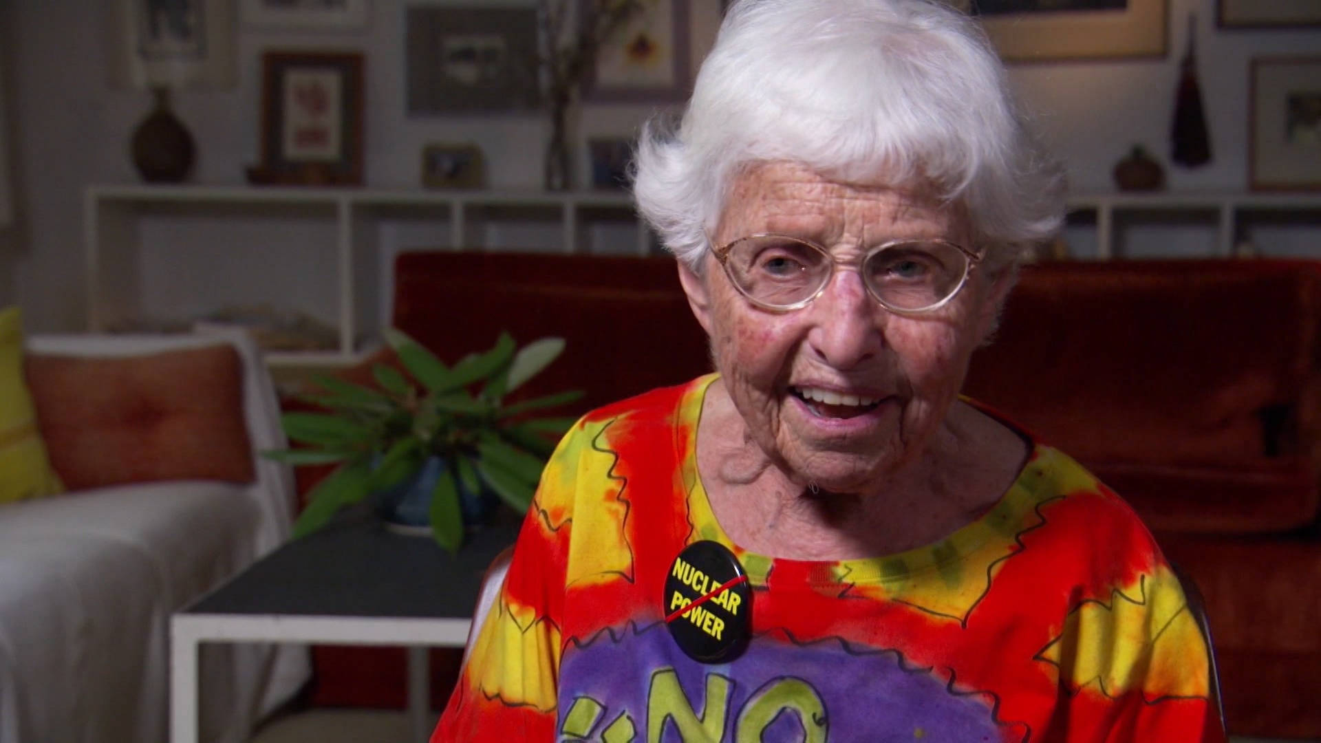 Remembering Legendary Peace Activist Frances Crowe, Who Died at 100 After Decades of Resisting War